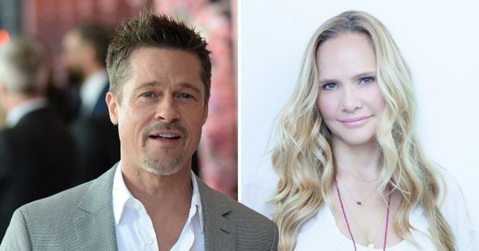 Brad Pitt hẹn hò tình mới hậu ly hôn Angelina Jolie? - Ảnh 3.