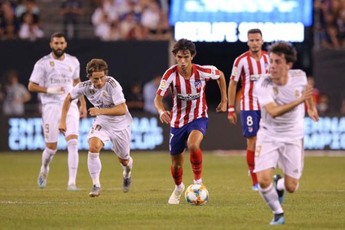 Đại chiến Real Madrid - Atletico - Ảnh 1.