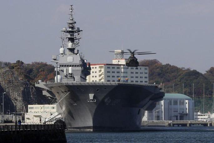 Nhật Bản xem Trung Quốc là mối đe dọa chính - Ảnh 1.