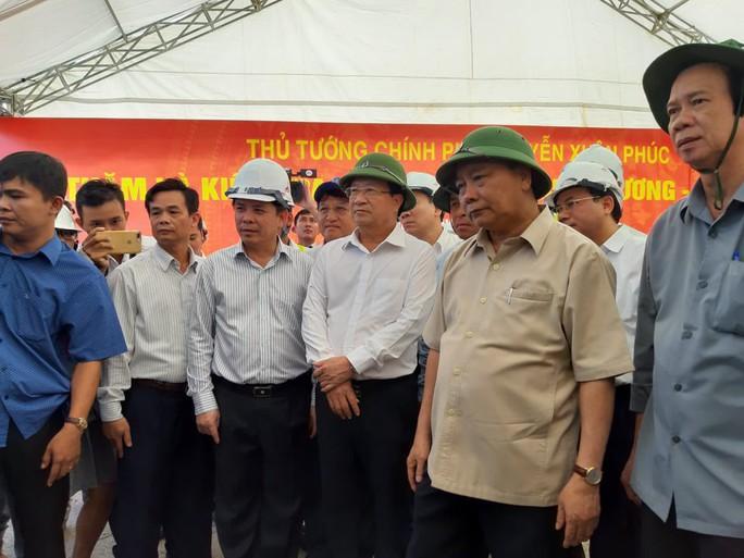 Bố trí 2.186 tỉ vốn ngân sách cho cao tốc Trung Lương- Mỹ Thuận - Ảnh 1.
