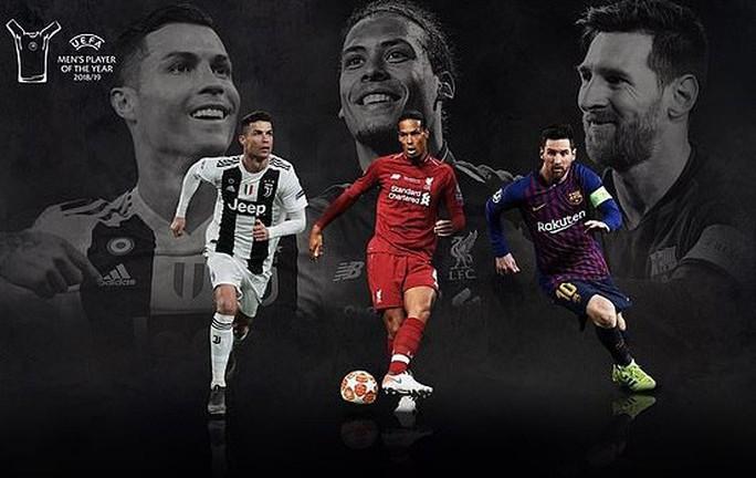 FIFA bị tố gian lận phiếu, giúp Messi đoạt giải The Best - Ảnh 2.