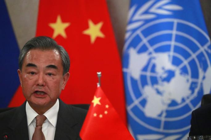 Trung Quốc nhiệt tình hơn với Mỹ - Ảnh 1.