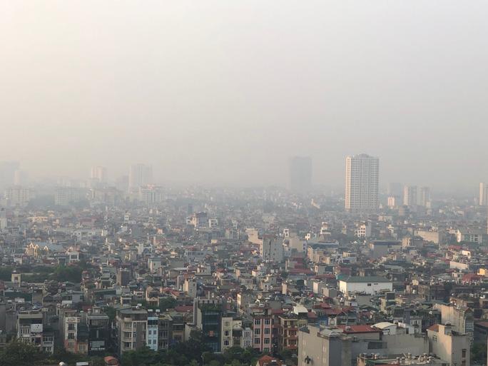 Ô nhiễm không khí ở Hà Nội, TP HCM: Ai sẽ bị ảnh hưởng đầu tiên? - Ảnh 1.
