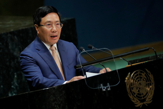 Việt Nam quyết tâm thực hiện tốt trọng trách đa phương - Ảnh 1.