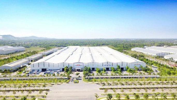Phát triển cơ khí tại khu công nghiệp Thaco - Chu Lai - Ảnh 1.