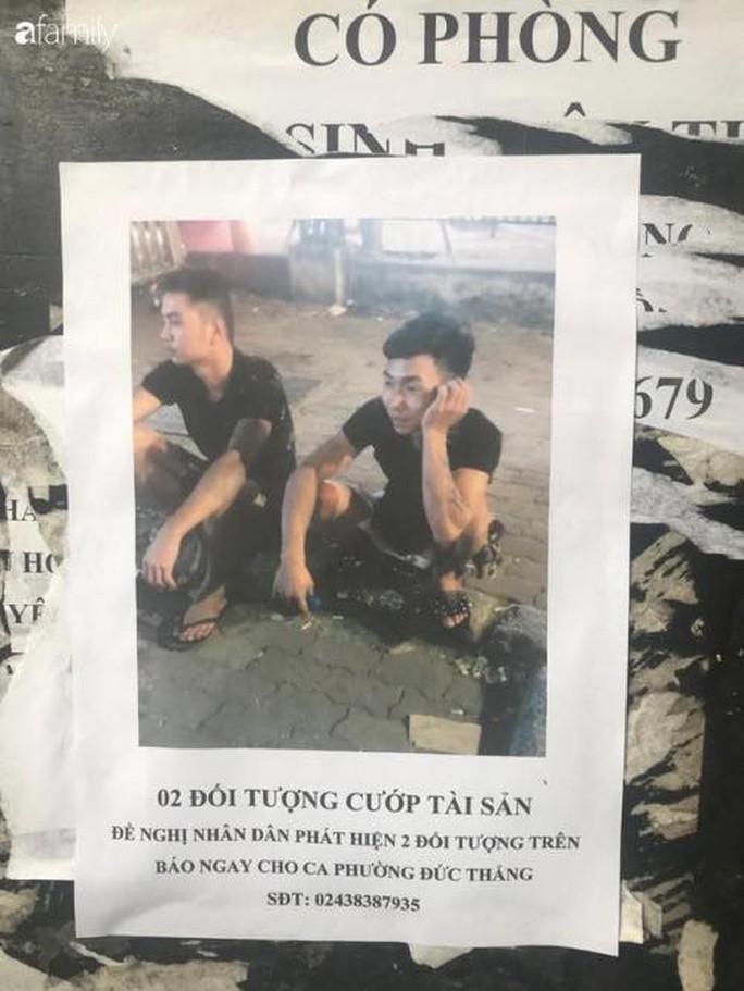 Truy tìm 2 nghi phạm trong vụ án nam sinh viên chạy Grab bị sát hại - Ảnh 1.