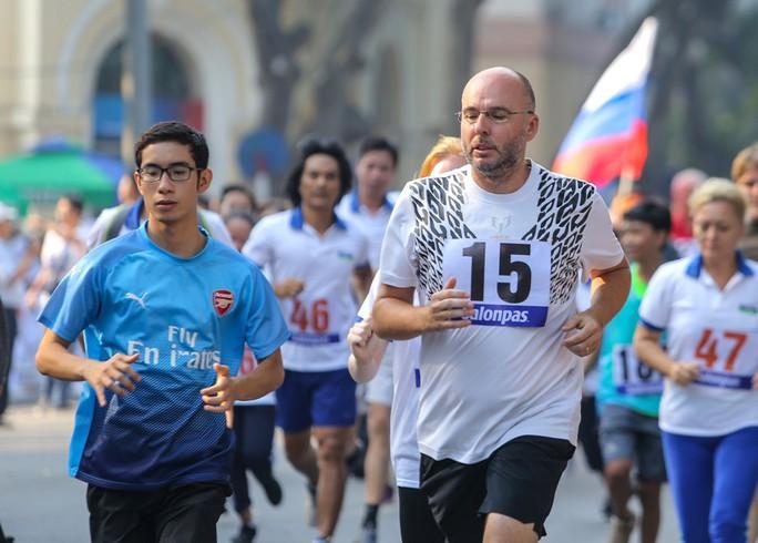 Gần 1.500 VĐV tham gia Giải chạy Báo Hà Nội Mới mở rộng lần thứ 46 - Ảnh 16.