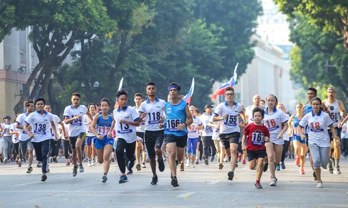 Gần 1.500 VĐV tham gia Giải chạy Báo Hà Nội Mới mở rộng lần thứ 46 - Ảnh 17.