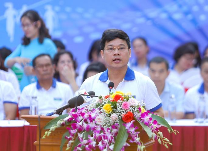 Gần 1.500 VĐV tham gia Giải chạy Báo Hà Nội Mới mở rộng lần thứ 46 - Ảnh 2.