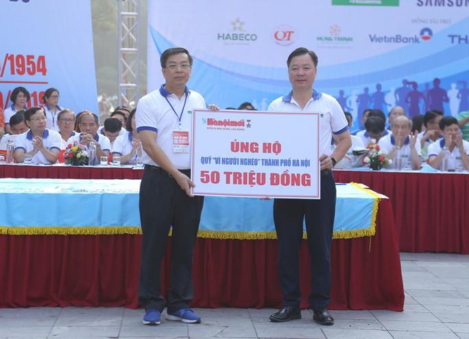 Gần 1.500 VĐV tham gia Giải chạy Báo Hà Nội Mới mở rộng lần thứ 46 - Ảnh 6.