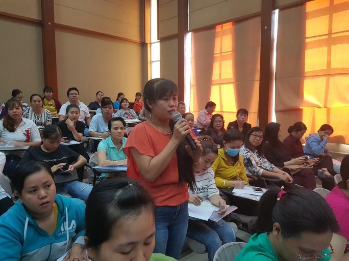 Nữ công nhân lo lắng về nạn bạo hành, lạm dụng trẻ em - Ảnh 2.