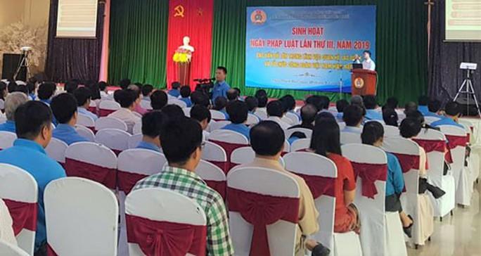 Thừa Thiên - Huế: Nâng cao kiến thức pháp luật để làm tốt vai trò đại diện - Ảnh 1.