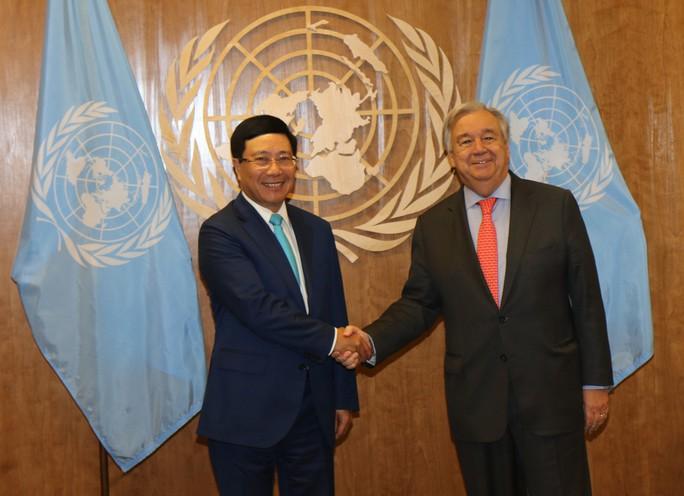 Phó Thủ tướng nêu vấn đề Biển Đông tại Đại Hội đồng Liên Hiệp Quốc - Ảnh 3.