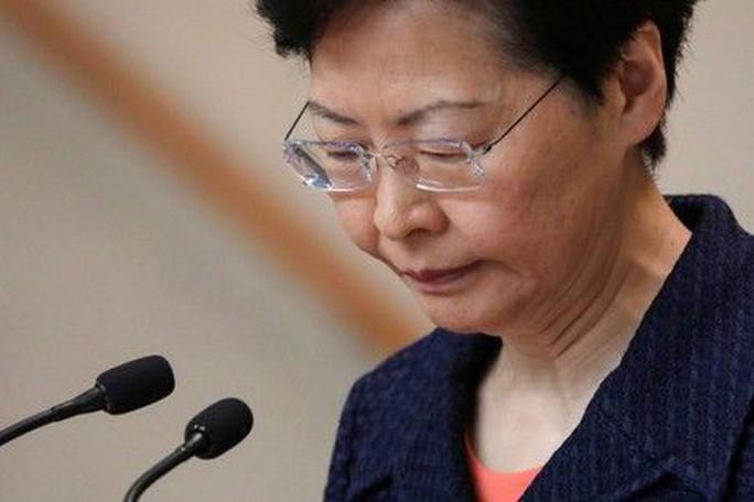 """Trưởng đặc khu Hồng Kông """"sẽ từ chức nếu có thể"""" - Ảnh 1."""