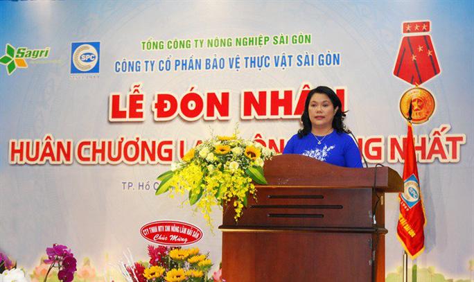 Kỷ luật 6 cán bộ, lãnh đạo Tổng Công ty Nông nghiệp Sài Gòn - Ảnh 1.