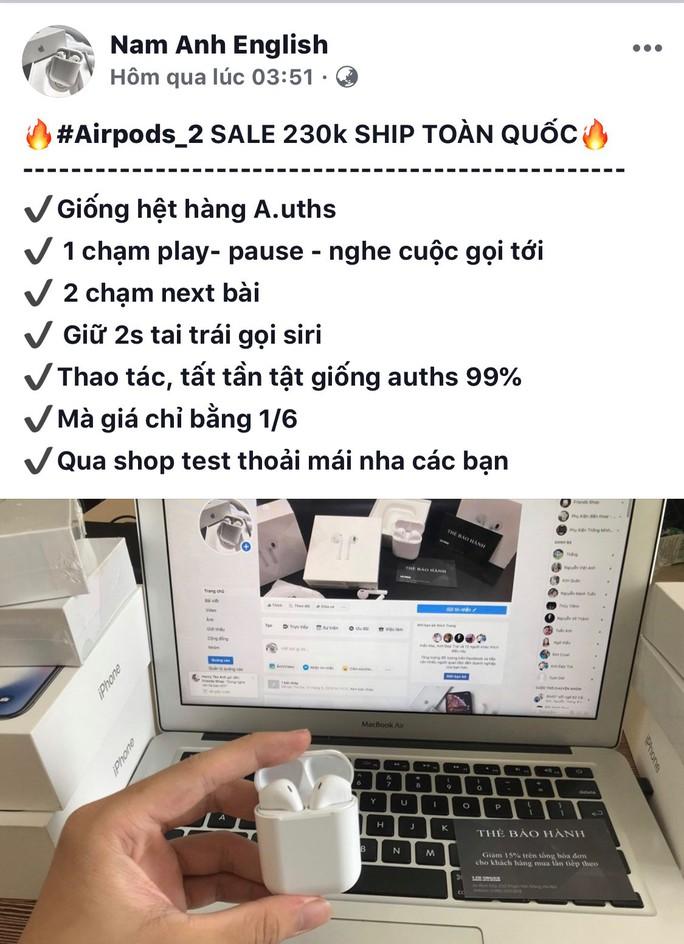 Lại rộ mất tiền vì mua hàng giá rẻ trên mạng xã hội - Ảnh 1.