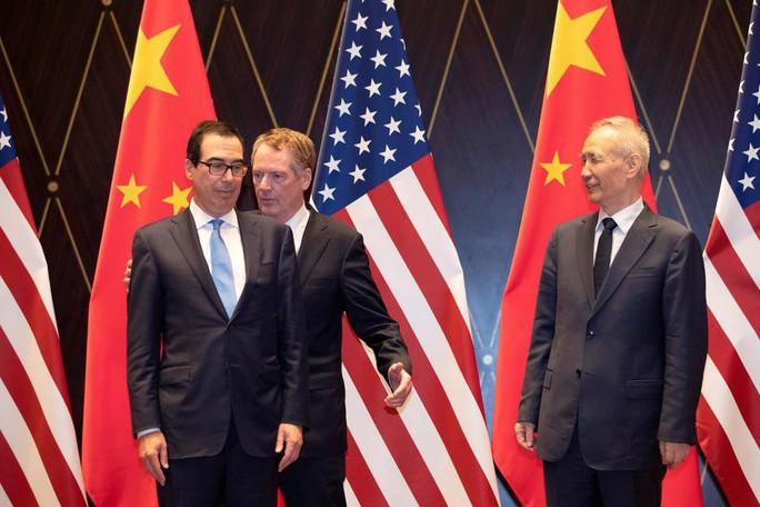 Niềm tin xói mòn, Mỹ - Trung chưa rõ khi nào đàm phán lại - Ảnh 1.