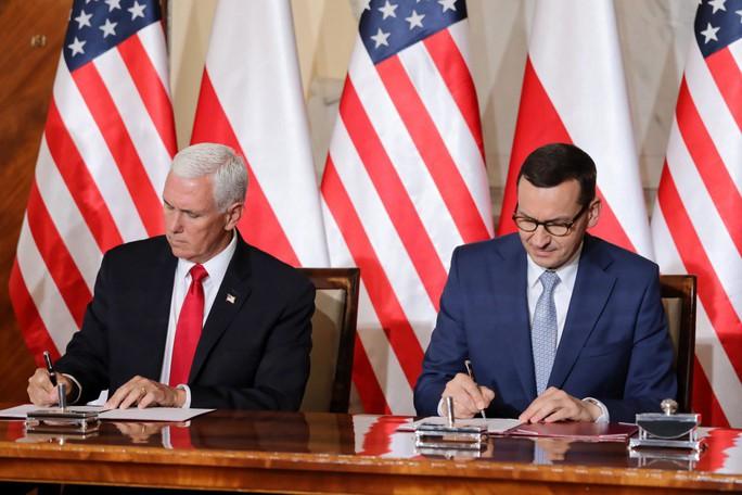 Mỹ bắt tay Ba Lan phát triển mạng 5G chặn đường Huawei - Ảnh 1.