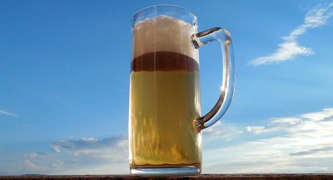 Tìm thấy bia tươi 500 tuổi trong vụ đắm tàu thời Trung Cổ - Ảnh 1.