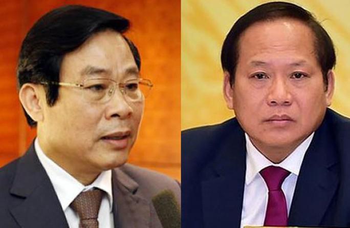 Đề nghị khai trừ khỏi Đảng hai ông Nguyễn Bắc Son, Trương Minh Tuấn - Ảnh 1.