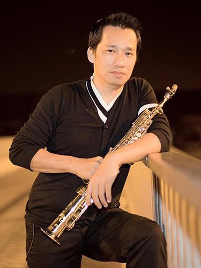 Nghệ sĩ saxophone Xuân Hiếu qua đời - Ảnh 1.