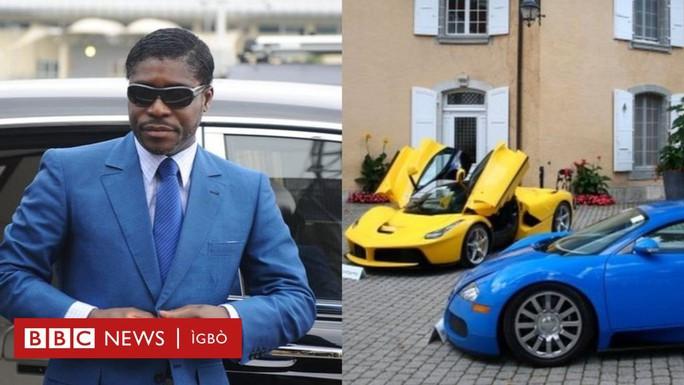 Đấu giá 25 siêu xe tịch thu của Phó Tổng thống Guinea Xích đạo - Ảnh 1.