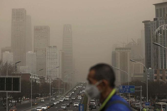 Phát hiện tác động đáng ngại của không khí ô nhiễm lên trí não - Ảnh 1.