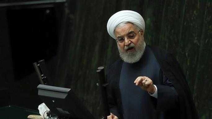 Phóng vệ tinh thất bại, cơ quan vũ trụ Iran lại bị Mỹ trừng phạt - Ảnh 1.