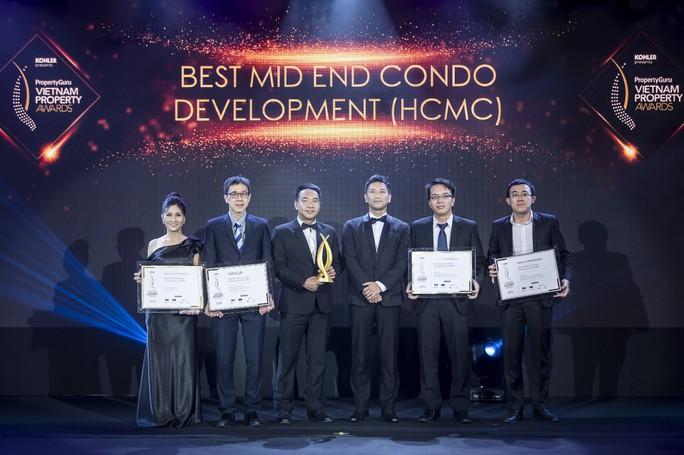 Gotec Land nhận cú đúp giải thưởng danh giá - Ảnh 3.