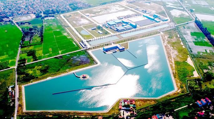 Nhà máy 5.000 tỉ đồng giải cơn khát nước sạch cho 3 triệu người ở Hà Nội - Ảnh 2.