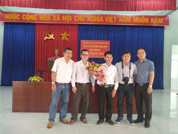 Viện KSND Khánh Hòa xin lỗi người mang tội giết người oan sau 38 năm - Ảnh 3.