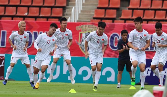 Dự đoán đội hình tuyển Việt Nam sẽ đấu Thái Lan - Ảnh 1.