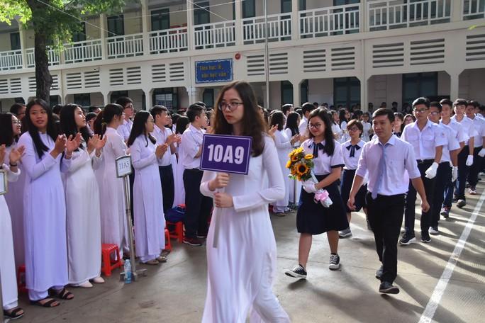 Bí thư Thành ủy TP HCM: Trường THPT Lê Quý Đôn phải là trường hàng đầu của TP - Ảnh 5.