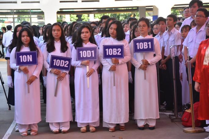 Bí thư Thành ủy TP HCM: Trường THPT Lê Quý Đôn phải là trường hàng đầu của TP - Ảnh 7.
