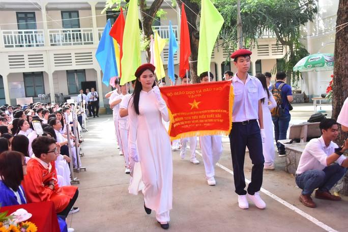 Bí thư Thành ủy TP HCM: Trường THPT Lê Quý Đôn phải là trường hàng đầu của TP - Ảnh 8.