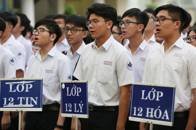 Bí thư Thành ủy TP HCM: Trường THPT Lê Quý Đôn phải là trường hàng đầu của TP - Ảnh 19.