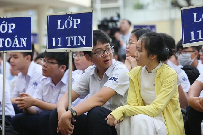 Bí thư Thành ủy TP HCM: Trường THPT Lê Quý Đôn phải là trường hàng đầu của TP - Ảnh 21.