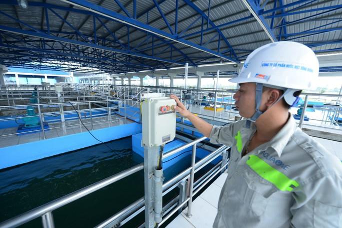 Nhà máy 5.000 tỉ đồng giải cơn khát nước sạch cho 3 triệu người ở Hà Nội - Ảnh 1.