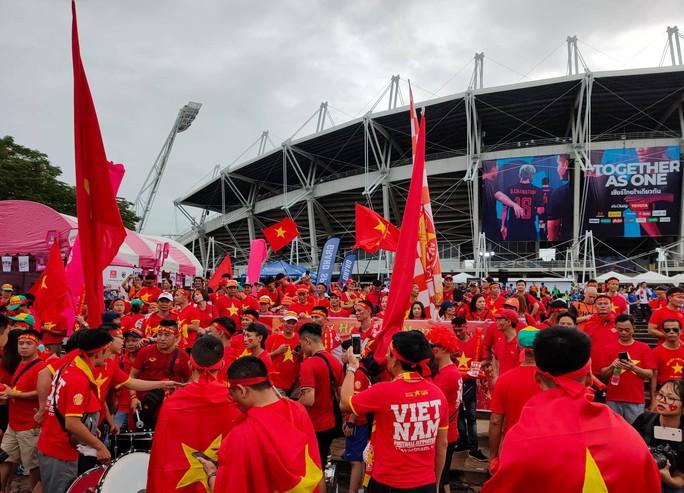 Thái Lan - Việt Nam: Chia điểm thuyết phục tại Thammasat - Ảnh 8.