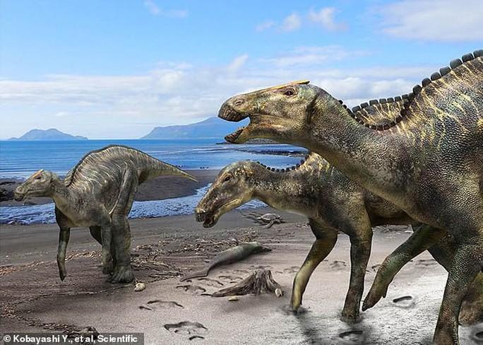 Vấp vật lạ, đào được quái vật khổng lồ thời châu Á liền với Mỹ - Ảnh 2.