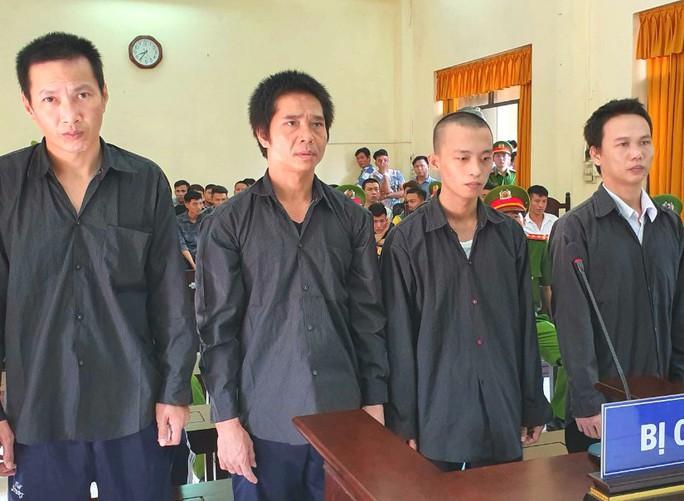 Hành trình vượt ngục của 4 phạm nhân nguy hiểm ở Kiên Giang - Ảnh 1.