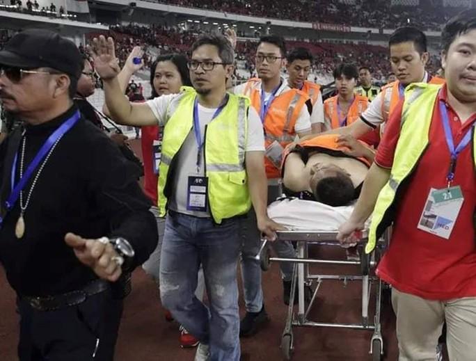 CĐV Indonesia làm loạn, Bộ trưởng Malaysia dọa kiện lên FIFA - Ảnh 5.