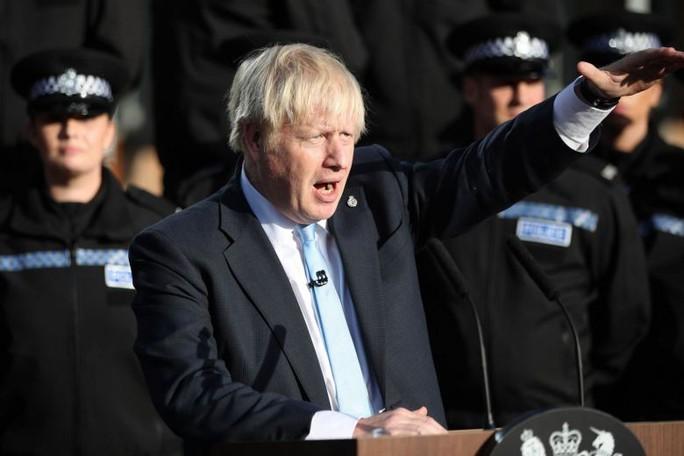 """Thủ tướng Anh tuyên bố """"lạnh người"""" về Brexit - Ảnh 1."""