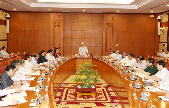 Tổng Bí thư, Chủ tịch nước nêu hàng loạt câu hỏi khi chủ trì cuộc họp Tiểu ban Văn kiện Đại hội Đảng XIII - Ảnh 2.