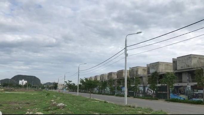 Đà Nẵng buộc thu hồi giấy phép 36 biệt thự tại khu đô thị Phú Mỹ An - Ảnh 1.
