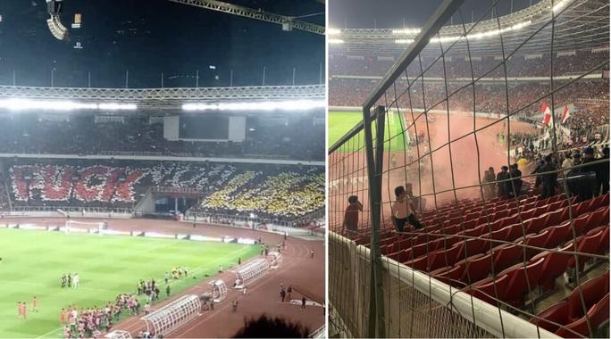 CĐV Indonesia làm loạn, Bộ trưởng Malaysia dọa kiện lên FIFA - Ảnh 4.