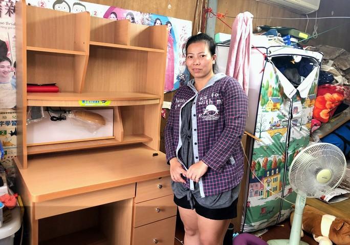 Vượt nghịch cảnh học giỏi, nữ sinh gốc Việt gây bão mạng xã hội Đài Loan - Ảnh 2.
