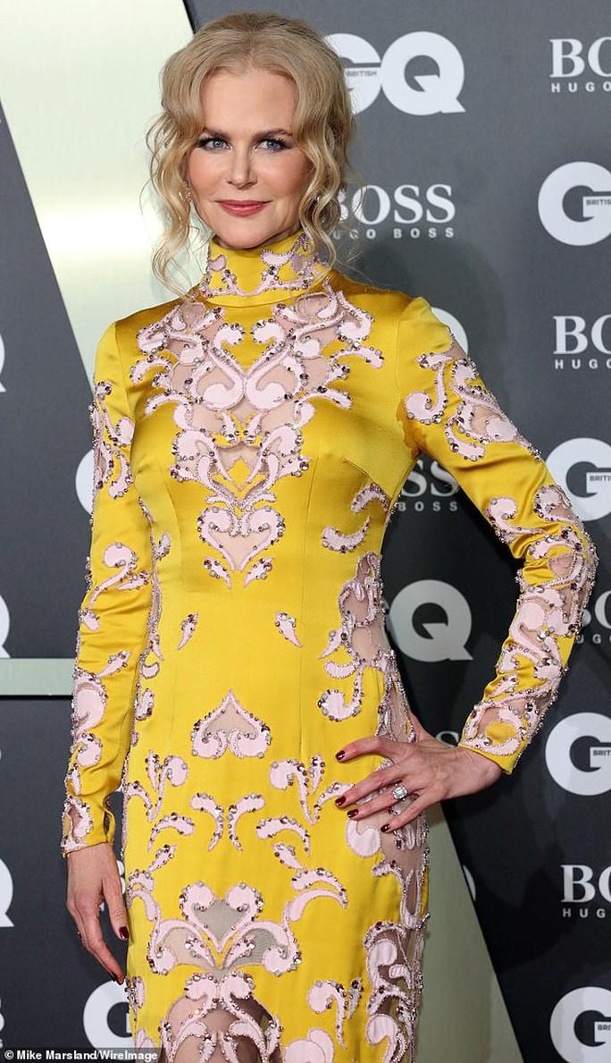 """""""Thiên nga nước Úc"""" Nicole Kidman tự hào khen… chồng! - Ảnh 1."""