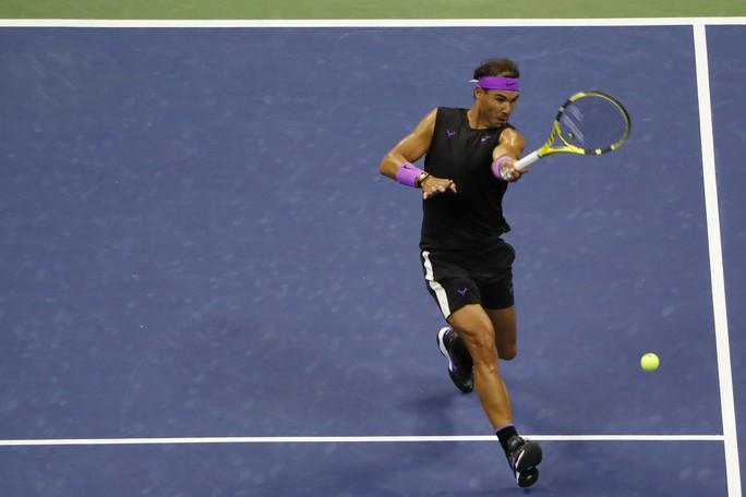 Nadal cách danh hiệu Grand Slam thứ 19 chỉ một trận thắng - Ảnh 3.