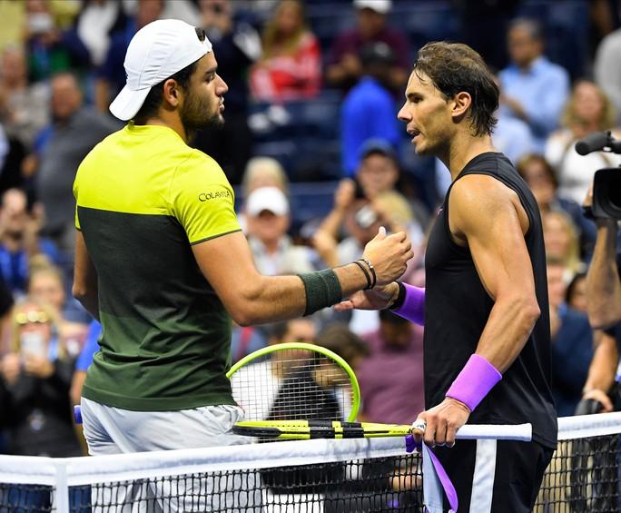Nadal cách danh hiệu Grand Slam thứ 19 chỉ một trận thắng - Ảnh 1.